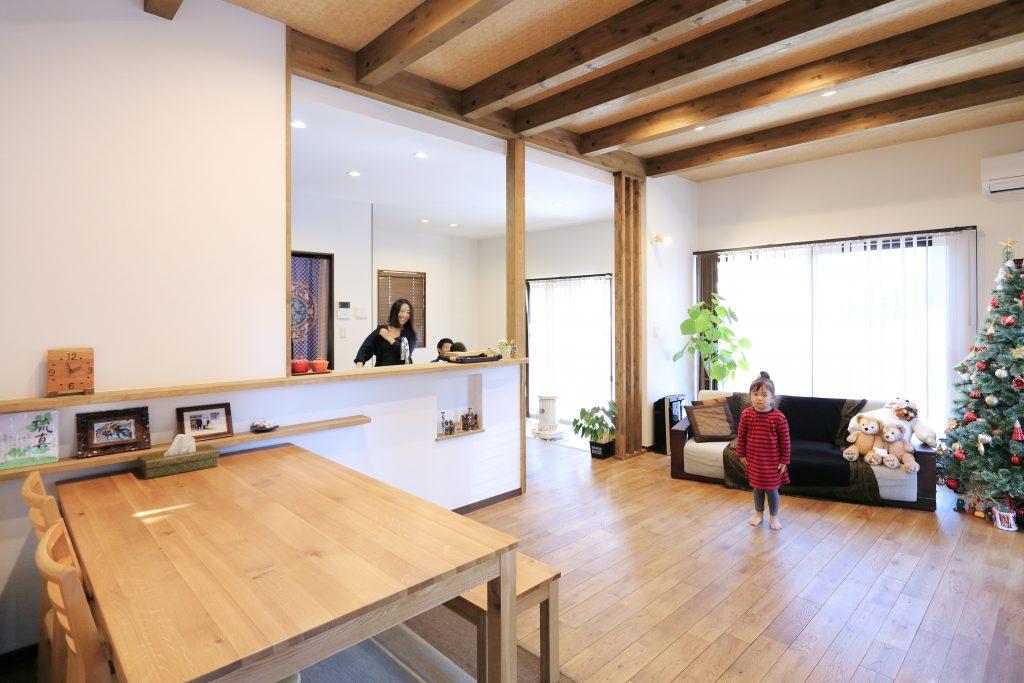 エフエフ住宅初!バリをモデルにしたアジアンテイストな家